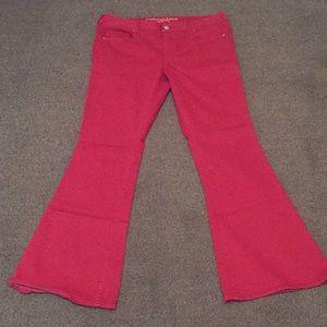 AE Boho Artist Jeans